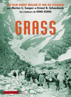 'Grass - A Nation's Battle for Life' (1925); regia: Merian C. Cooper, Ernest B. Schoedsack