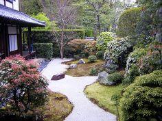 Daishin-in Temple Garden.