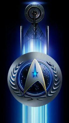 Star Trek wallpaper background Star Trek Enterprise, Nave Enterprise, Star Trek Starships, Star Trek Symbol, Star Trek Logo, Star Wars, Star Trek Wallpaper, Star Trek 2009, Star Citizen