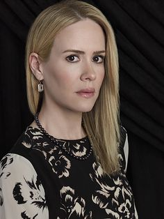 AHS:Coven Sara Paulson is Cordelia Fox, the definitive, and ONLY saving grace of an all star cast, set in an authentic antebellum estate, dealing with some crazy horrible plot twists scripts. Had such high hopes for this mostly women cast, and the show itself was very lame.