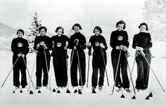Ladies Ski Club...