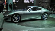 This is Maserati's F-Type rival - BBC Top Gear