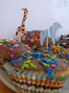Tierparty /Muffins