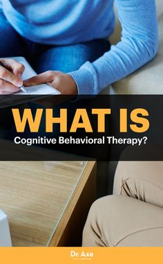 Cognitive Behavioral Therapy Benefits & Techniques www.draxe.com
