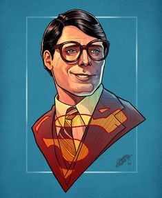 Justice League Animated Movies, Comic Books Art, Book Art, Superman Artwork, Superman Family, Superhero Design, Clark Kent, Smallville, Man Of Steel