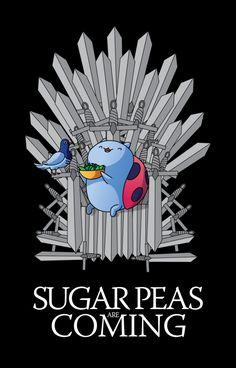 Catbug Game of Thrones Parody by http://xkappax.deviantart.com/