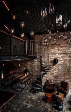 Donny's bar, Sydney, Australia http://www.steampunktendencies.com/