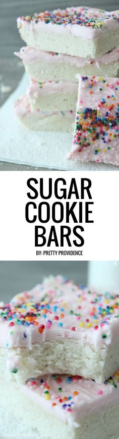These sugar cookies are SO GOOD. Ten times easier than making sugar cookies and just as delicious! The kids love helping with these!