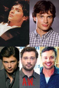 Tom Welling Smallville, Kristin Kreuk, Clark Gable, Dream Guy, Man In Love, Man Candy, Superman, Handsome, Actors