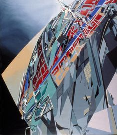 Gallery of The Creative Process of Zaha Hadid, As Revealed Through Her Paintings - 3