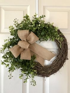 FALL BOXWOOD WREATHSummer WreathBoxwood WreathYear Round