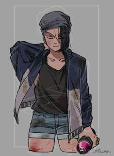 Horror Movie Characters, Horror Movies, Scary Movies, Art Girl, Dragon Ball, Video Games, Anime, Character Design, Death