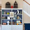 Love this pair of bookcases