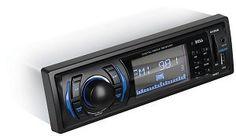 Boss 612UA MP3-Compatible Digital Media AM/FM Receiver. Buy online at,  http://l1nk.com/c4gb26