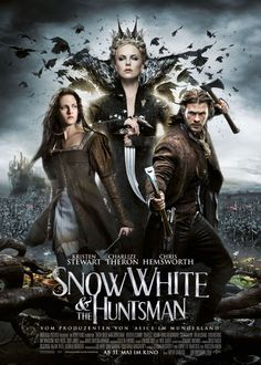 """Snow White And The Huntsman"".. can't wait to see this!"