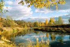 Река Тёша