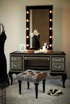 A diy vanity!