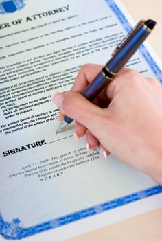 Powers Of Attorney – The Essential Information