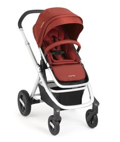 At-A-Glance Features The Nuna IVVI Single Stroller is a smart designed and sleek…