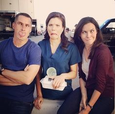 the night shift cast - Google Search