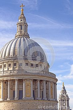 St. Pauls Cathedral Dome - Download From Over 41 Million High Quality Stock Photos, Images, Vectors. Sign up for FREE today. Image: 67216506