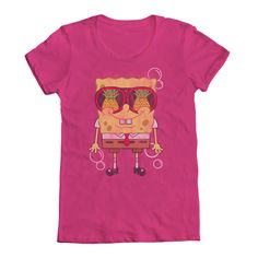 SpongeBob Shades Tee Women's