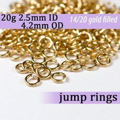 Handmade jump rings 45 mm inner diameter 20 gauge enameled 18g byzantine necklace chainmaille kit in sterling silver 20 ga 25mm keyboard keysfo Choice Image