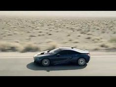 The BMW i8 commercials are as beautiful as the car itself