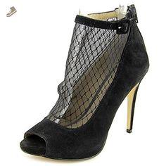 a33802363a3e INC International Concepts Sicili Women US 8 Black Peep Toe Heels - Inc  international concepts pumps