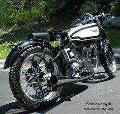 1950 Norton Manx, Norton motorcycles, Norton commando