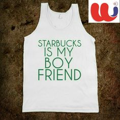 e27eb8838396 Custom Tanks at  14.00 Starbucks Quotes