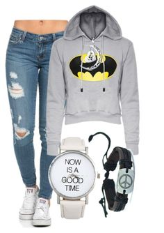"""""""Super Hero Girl fashion"""" by myfriendshop ❤ liked on Polyvore featuring moda"""