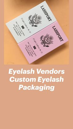 Luxury Packaging, Box Packaging, Product Packaging, Beauty Box, Eyelash Extensions, Eyelashes, Lashes, Lash Extensions