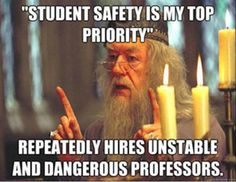 Safety - Hilarious Harry Potter Memes