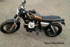 Moto Guzzi Scrambler 750 by Norred