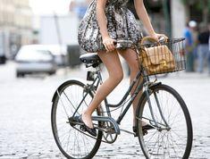 fancy bike wear