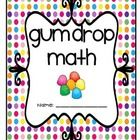 I created this fun gum drop math packet as an educational activity to celebrate the winter holidays with my 1st graders. I made it especially for a...