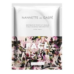 Face Masque | Youth Revealed anti-aging skin care - Nannette de Gaspé US