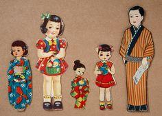 LMNOP_Japanese Paper Dolls