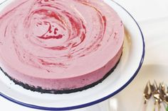 Kijk wat een lekker recept ik heb gevonden op Allerhande! Chilled cheesecake