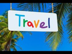 English Conversations ★ Travel 1 ★ At the Travel Agent ★Learn English ★ Vocabulary - YouTube