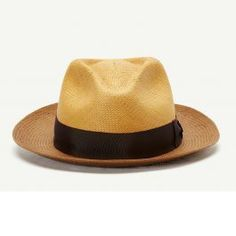 d64aecdc04e Mind s Eye Straw Fedora Hat