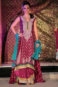 Designer Wedding Dresses 2012 | ... bridal sharara 2012, pakistani designers bridal dresses, pakistani