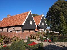 Een van de vakwerkhuizen in Ootmarsum ©Bayke de Vries