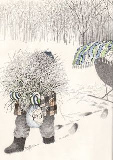 """""""Stopping By Woods on a Snowy Evening"""" - Robert Frost (Author), Susan Jeffers (Illustrator)"""