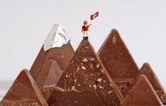 Toblerone, chocolat...miam miam....