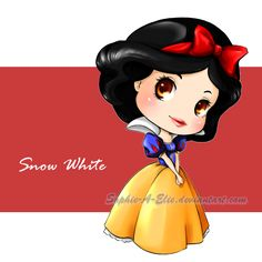 SnowWhite by ~Sophie-A-Elie on deviantART
