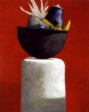 Julio Larraz: Autumn, 2000.
