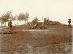 Gates Ajar at Como Park, St. Paul. 1890