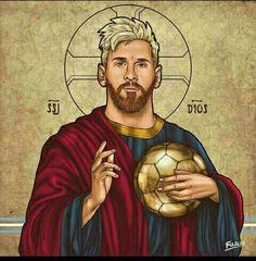 Messiah of Football